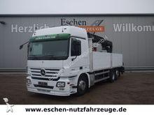 2007 Mercedes 2544 LL 6x2, Luft