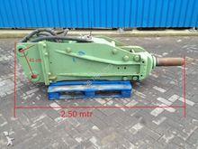 Krupp HM 951, Hydraulische bree