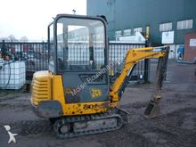 Used JCB 8014 in Mol
