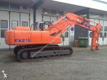 Used 1999 EX 215 in
