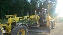 2011 HBM BG 130 TA Grader - Kli