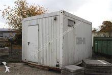 Sanitärcontainer 3x4x2,7m - WC