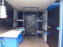 Used Werkstattcontai