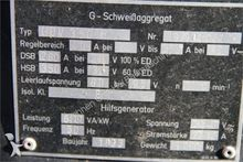 Vietz GDV 350 H Schweißaggregat