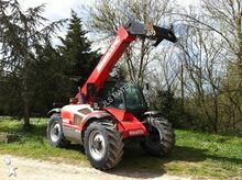Used 2007 Manitou MT