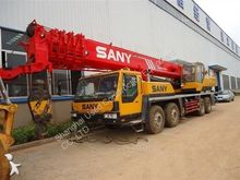 Used 2010 Sany QY50C