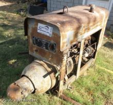 Used Engine Welding Machine for sale  Miller equipment