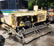 Used Asphalt Equipment Asphalt Pavers Gehl for sale  Gehl