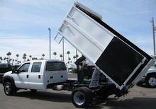 2013 Ford F450 Dump