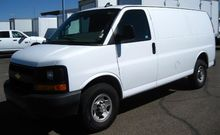 2016 Chevrolet Express 2500 Reg