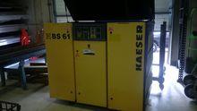 1995 Kaeser BS 61 #16802