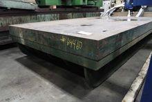 Used 6' x 12' Steel