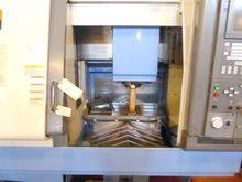 2003 Mazak FJV-200 CNC Vertical