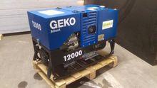 2014 Geko 12000 ED-S/SEBA S