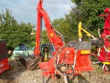 2000 Kuhn 4951 Hedge mower