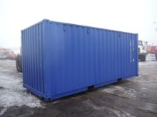 Used Intermodal Container Trailers for sale  Cimc equipment