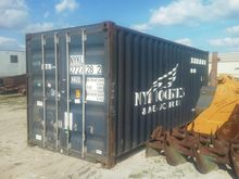 2004 CIMC Intermodal / Containe