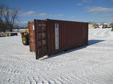 2000 CIMC Intermodal / Containe