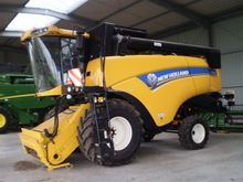 2014 New Holland NH CX 5090E4 2