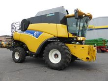 2008 New Holland NH CR 9080 + 2