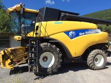 2009 New Holland NH CR 9070 ELE