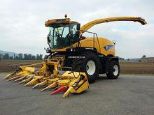 "2008 New Holland NH FR 9050 ""G"""