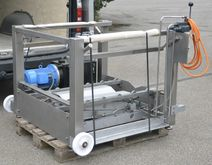 Packaging aid for autoclave cag