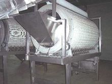 Bohnenabspitzmaschine