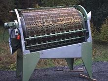 Bohnen - Entrankmaschine