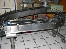 1990 Conveyor with two 90° curv