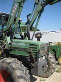 1996 Fendt Farmer 307 Farm Trac