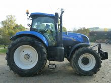 2013 New Holland T7 210 Farm Tr