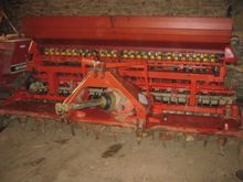 1990 Kuhn HR 300 10 ROTORS Rota