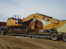 2013 Caterpillar 349EL Track ex