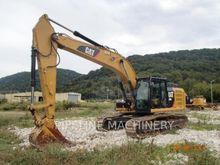 2012 Caterpillar 329EL Track ex