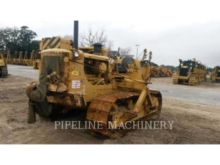 1984 Caterpillar 572G Pipelayer