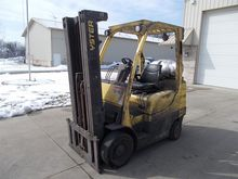 2009 HYSTER S60FT