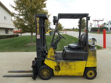 Used 1993 HYSTER S40