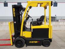 2011 HYSTER E60XN-33