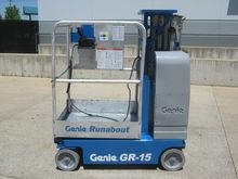 2007 GENIE GR-15