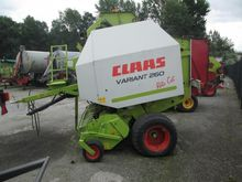 CLAAS Variant 260 Roto Cut