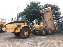 CAT 730 Dumper 6x6/Muldenkipper