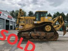 Used Caterpillar D10 Dozer for sale in Germany   Machinio
