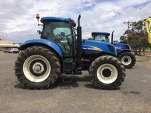 2011 New Holland T7050