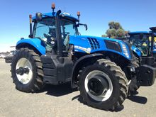 2014 New Holland T8.420