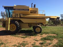 1995 New Holland TR87