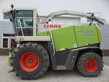 Used 2004 CLAAS 890