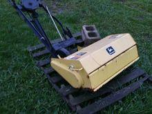 """2000 John Deere 3261M 30"""" Rotar"""