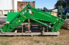 2012 John Deere H480 Loader