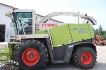 Used 2005 CLAAS 870
